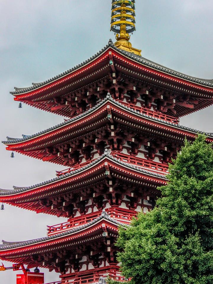 日本印象,古朴建筑_图1-16