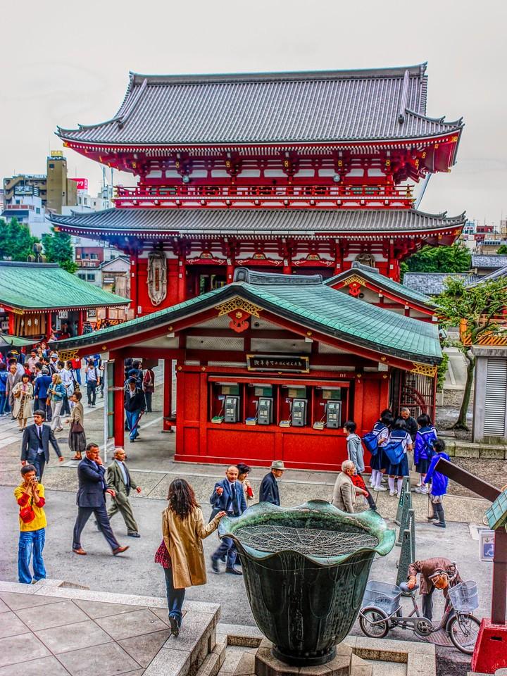 日本印象,古朴建筑_图1-6
