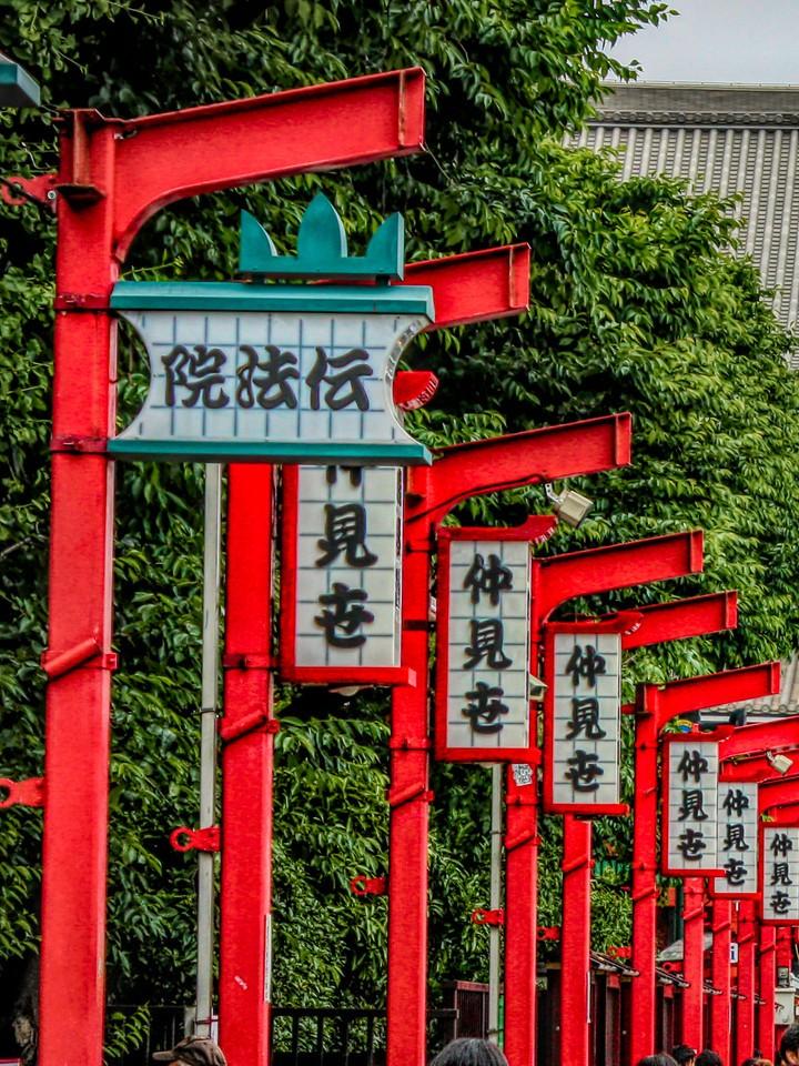 日本印象,古朴建筑_图1-4