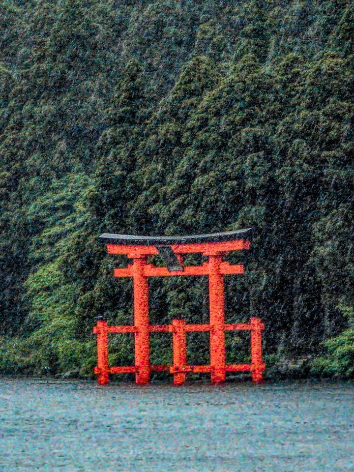 日本印象,古朴建筑_图1-29