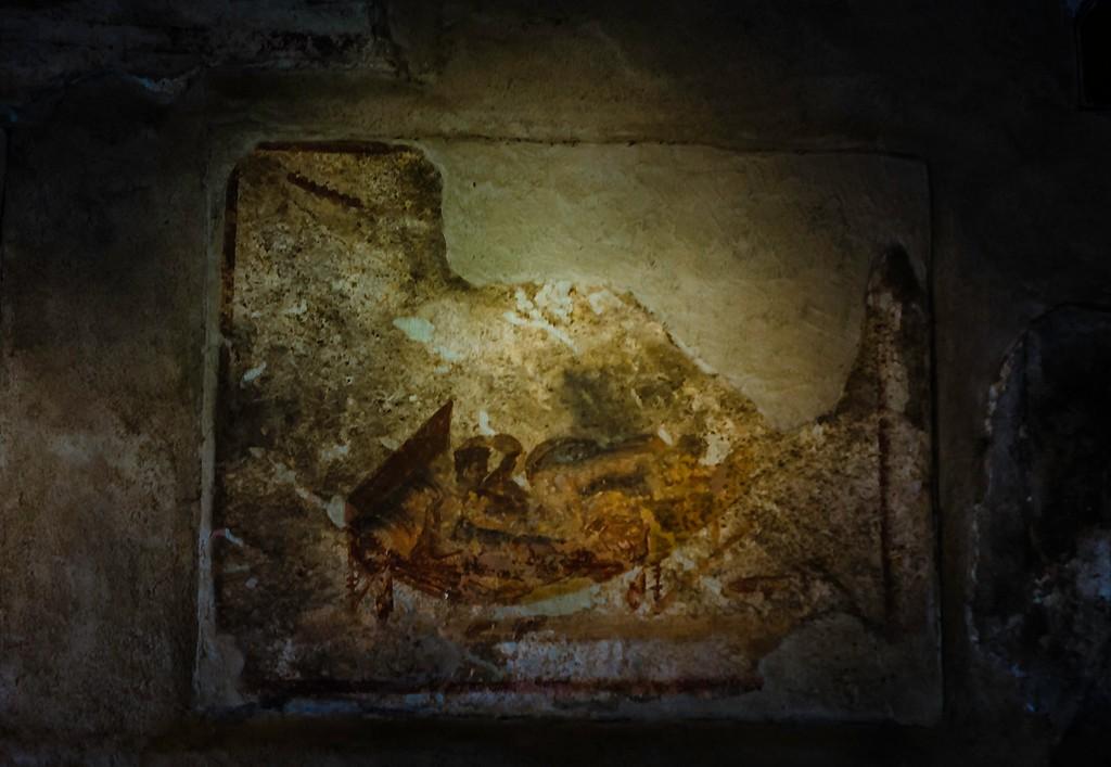 意大利一世纪古城庞贝,历史印记_图1-5