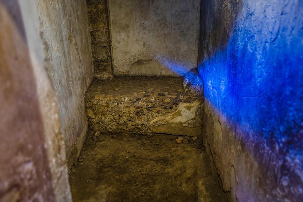 意大利一世纪古城庞贝,历史印记_图1-3