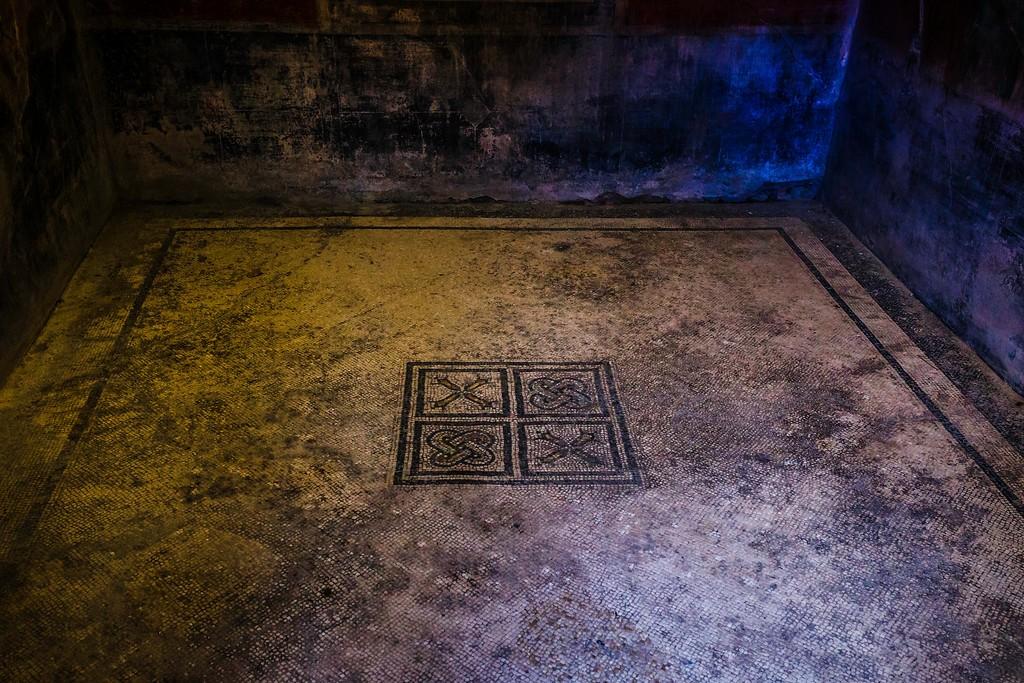 意大利一世纪古城庞贝,历史印记_图1-4