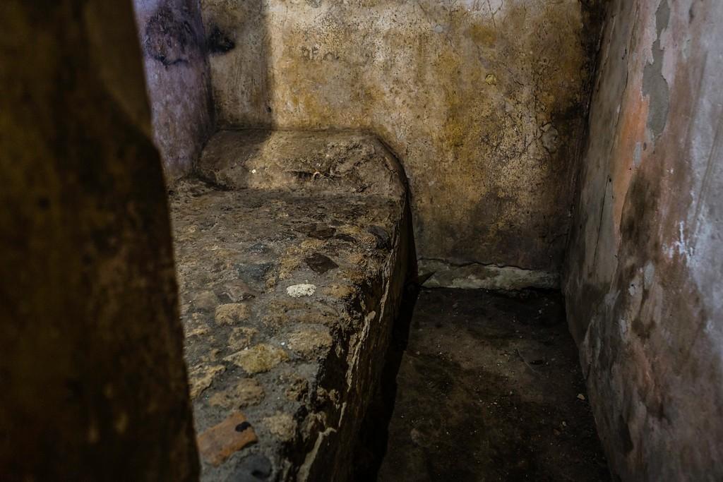 意大利一世纪古城庞贝,历史印记_图1-10