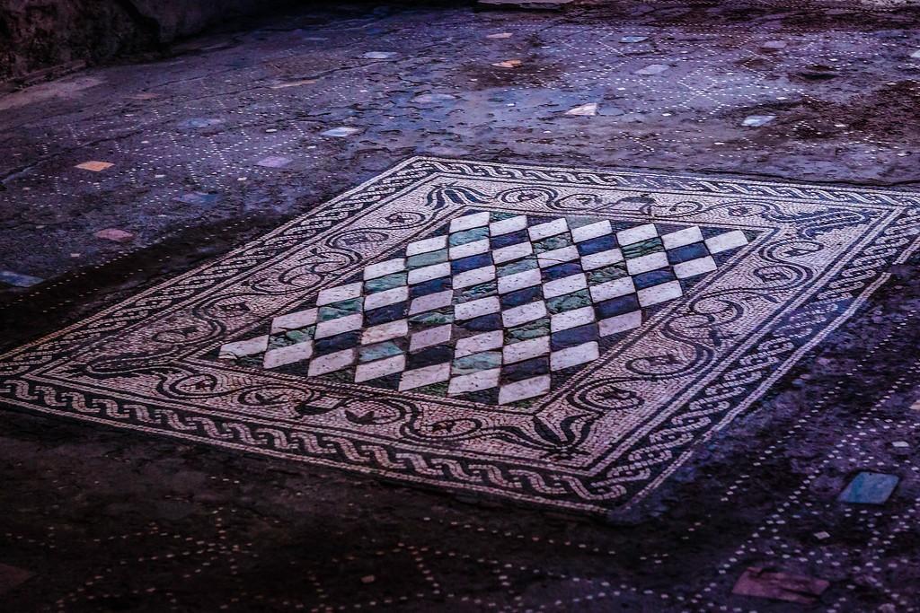 意大利一世纪古城庞贝,历史印记_图1-16