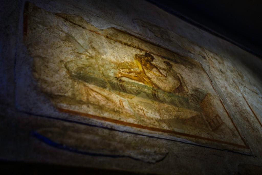 意大利一世纪古城庞贝,历史印记_图1-20
