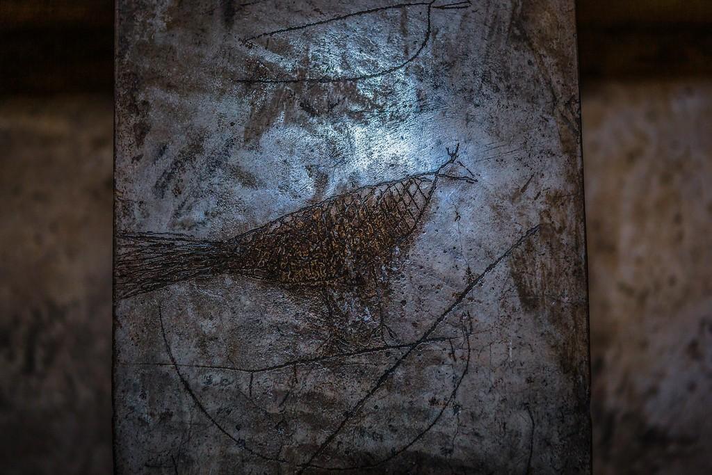意大利一世纪古城庞贝,历史印记_图1-31