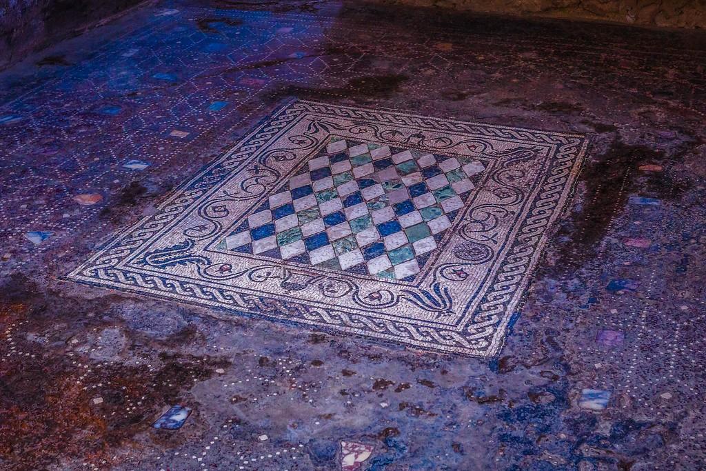 意大利一世纪古城庞贝,历史印记_图1-34