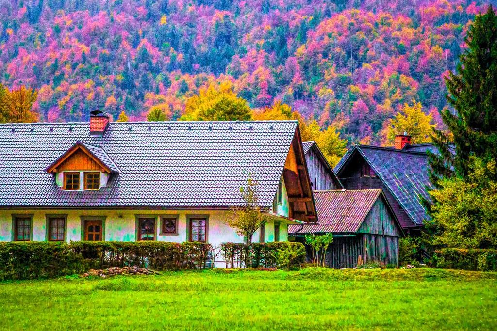 克罗地亚旅途,乡村面貌_图1-20