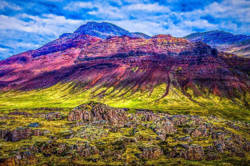 冰岛风采,眼前一幕_图1-4