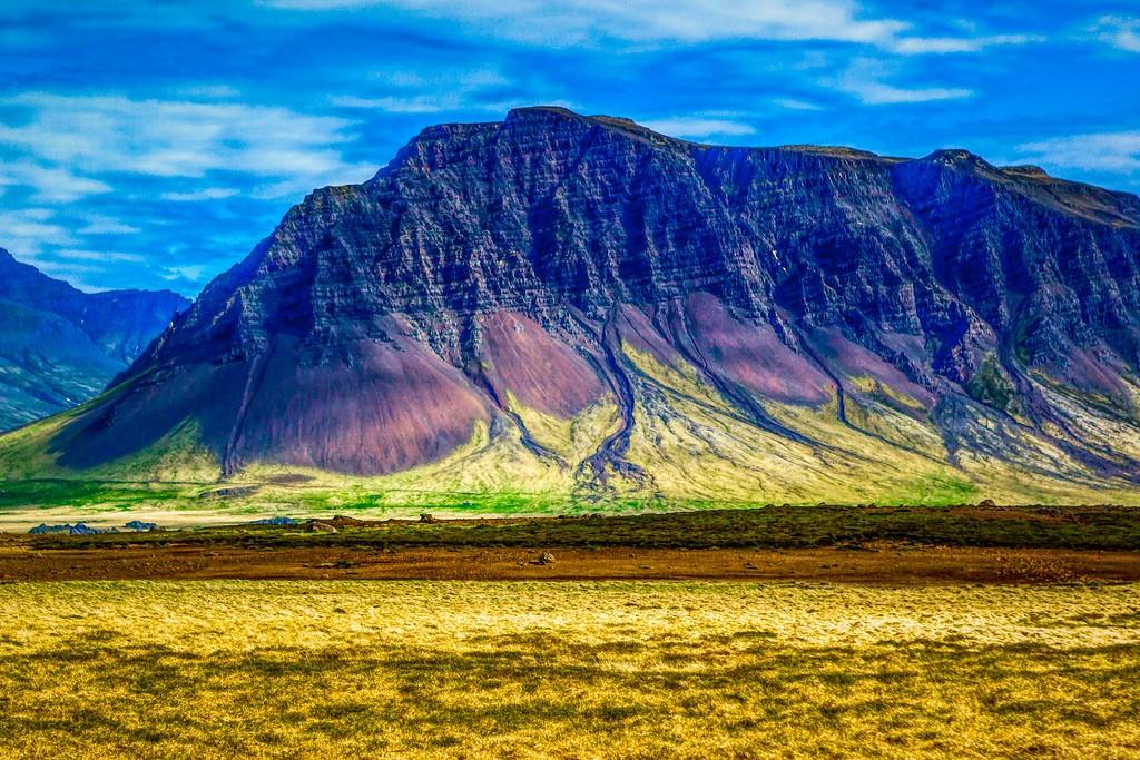 冰岛风采,眼前一幕_图1-1