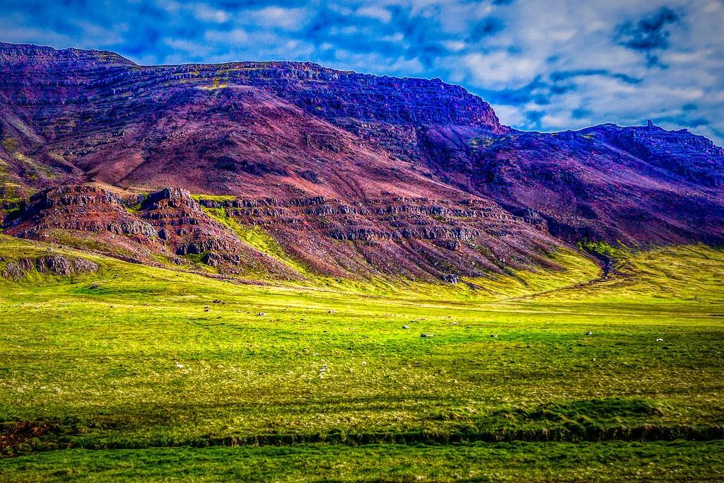 冰岛风采,眼前一幕_图1-2