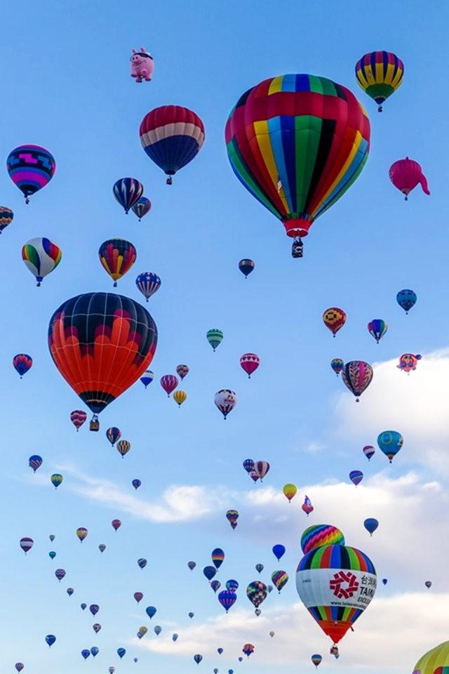 阿尔伯克基国际热气球嘉年华_图1-17