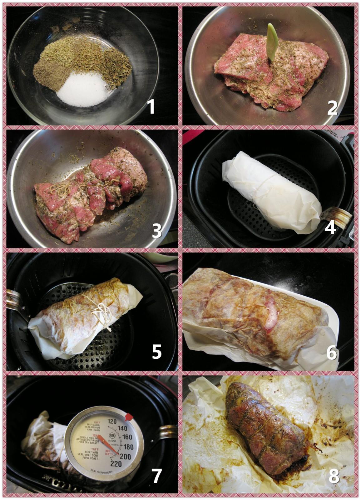 香草烤猪臀肉_图1-2