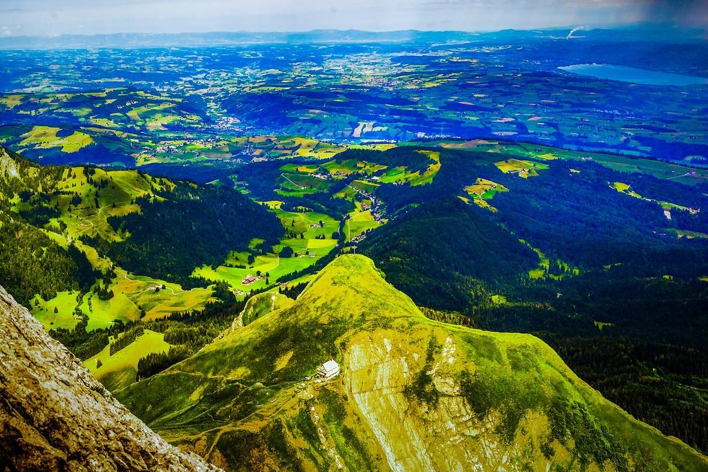 瑞士卢塞恩(Lucerne),山的这一边_图1-3