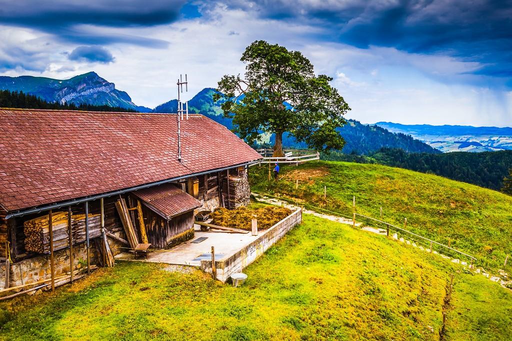 瑞士卢塞恩(Lucerne),山的这一边_图1-8