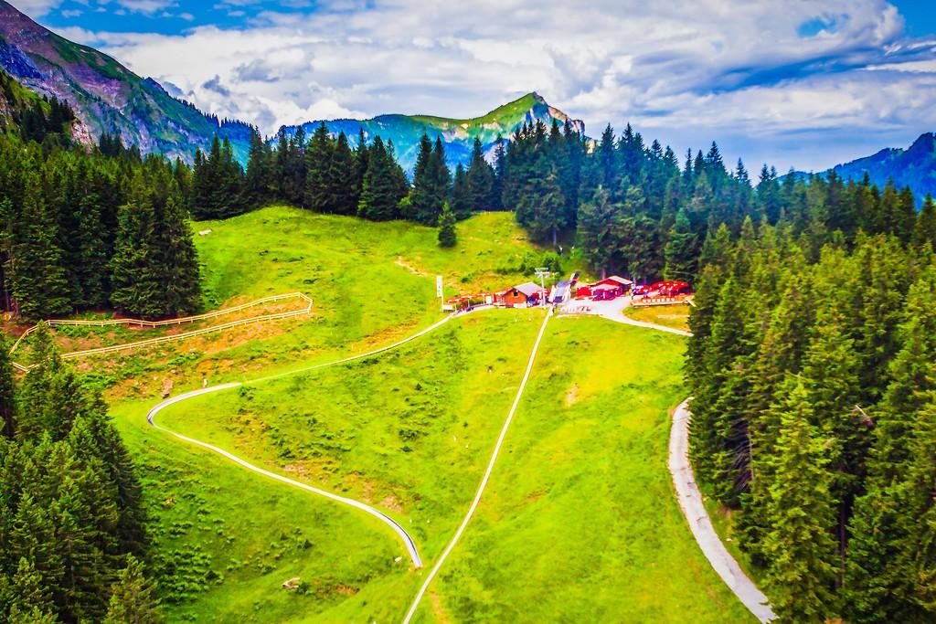 瑞士卢塞恩(Lucerne),山的这一边_图1-9