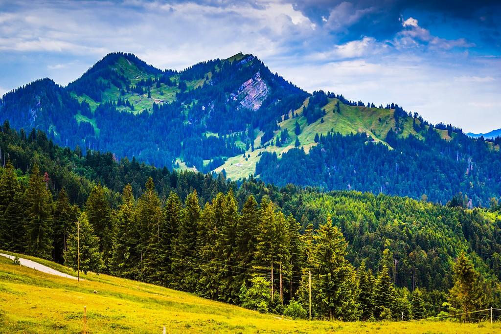 瑞士卢塞恩(Lucerne),山的这一边_图1-13
