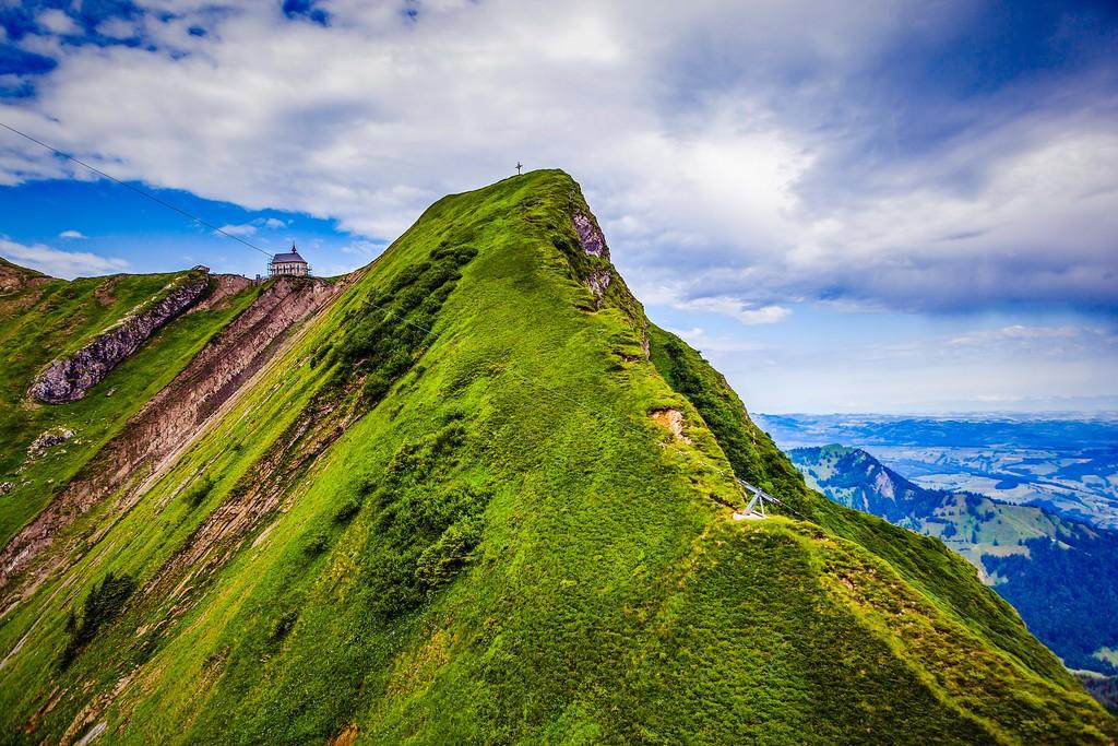 瑞士卢塞恩(Lucerne),山的这一边_图1-20