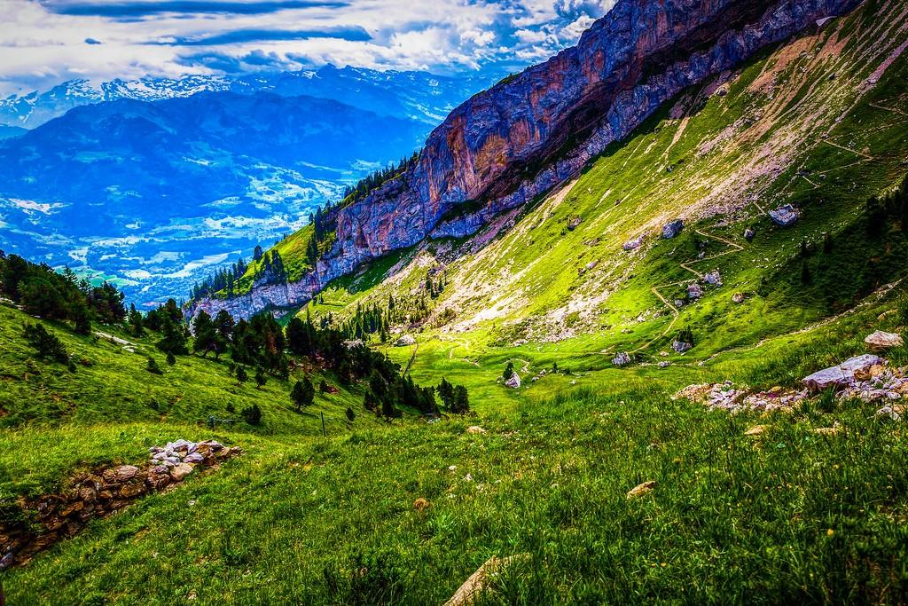 瑞士卢塞恩(Lucerne),山的这一边_图1-18
