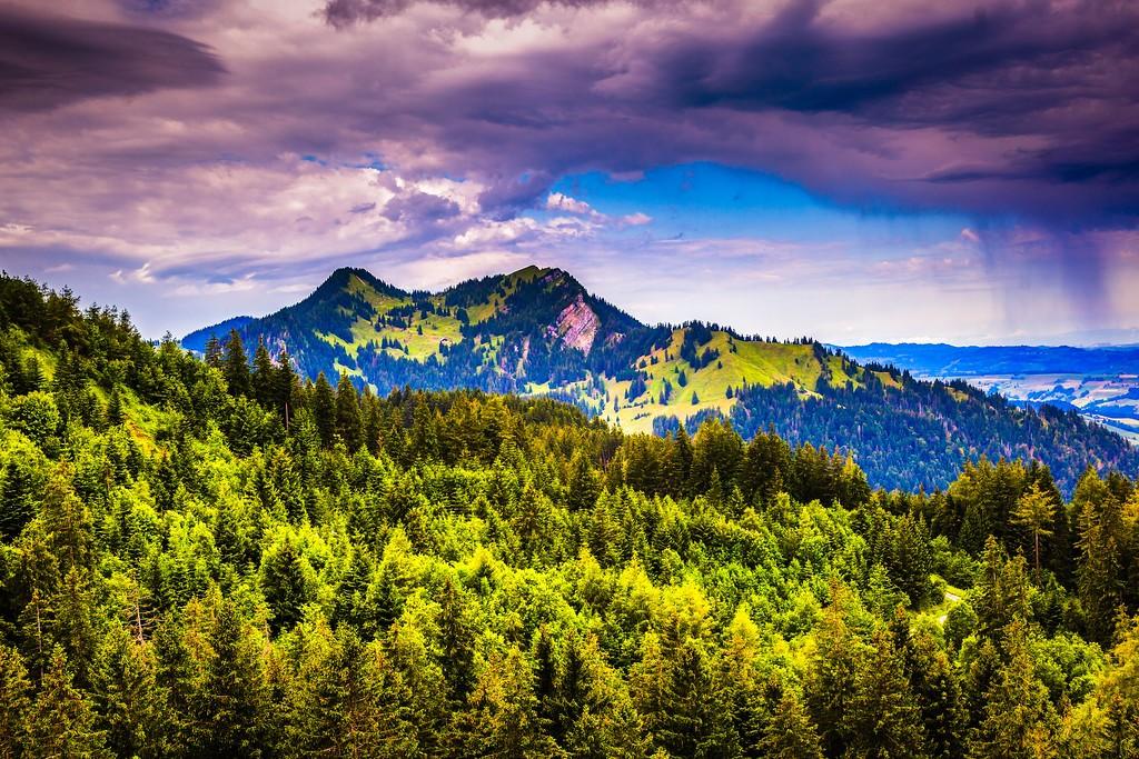 瑞士卢塞恩(Lucerne),山的这一边_图1-21