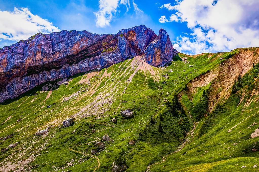 瑞士卢塞恩(Lucerne),山的这一边_图1-22