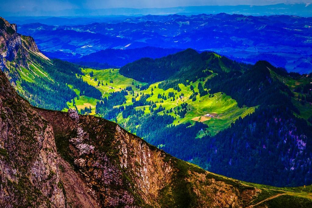 瑞士卢塞恩(Lucerne),山的这一边_图1-23