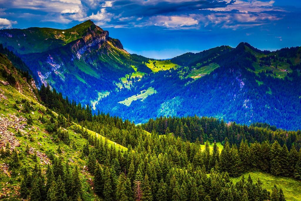 瑞士卢塞恩(Lucerne),山的这一边_图1-28