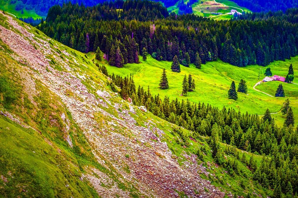 瑞士卢塞恩(Lucerne),山的这一边_图1-27