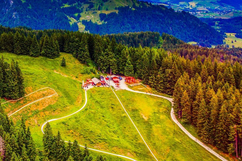 瑞士卢塞恩(Lucerne),山的这一边_图1-29