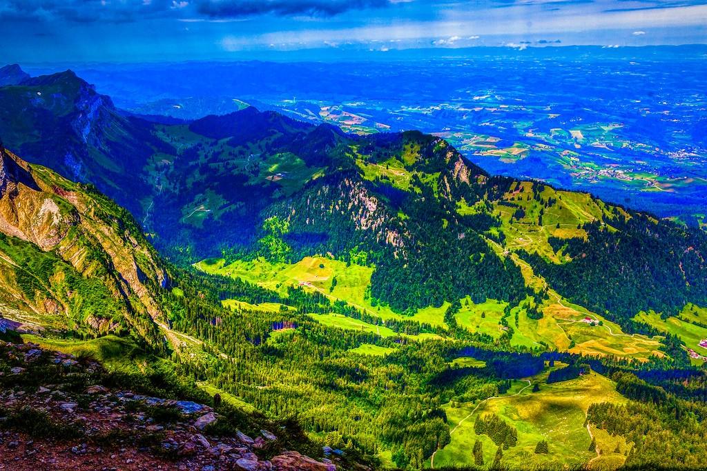 瑞士卢塞恩(Lucerne),山的这一边_图1-31