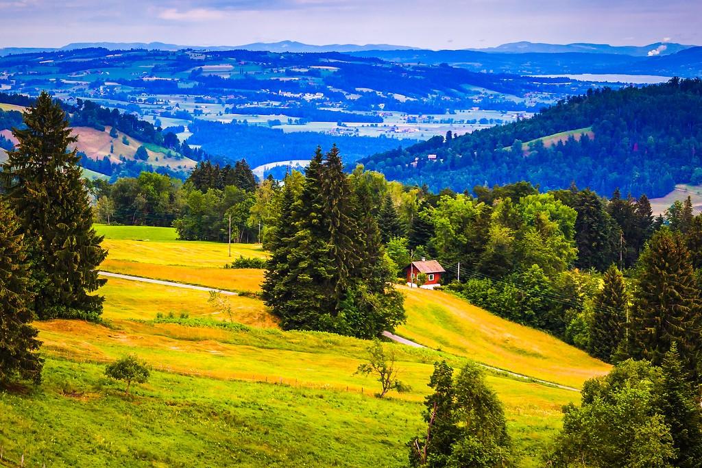 瑞士卢塞恩(Lucerne),山的这一边_图1-36