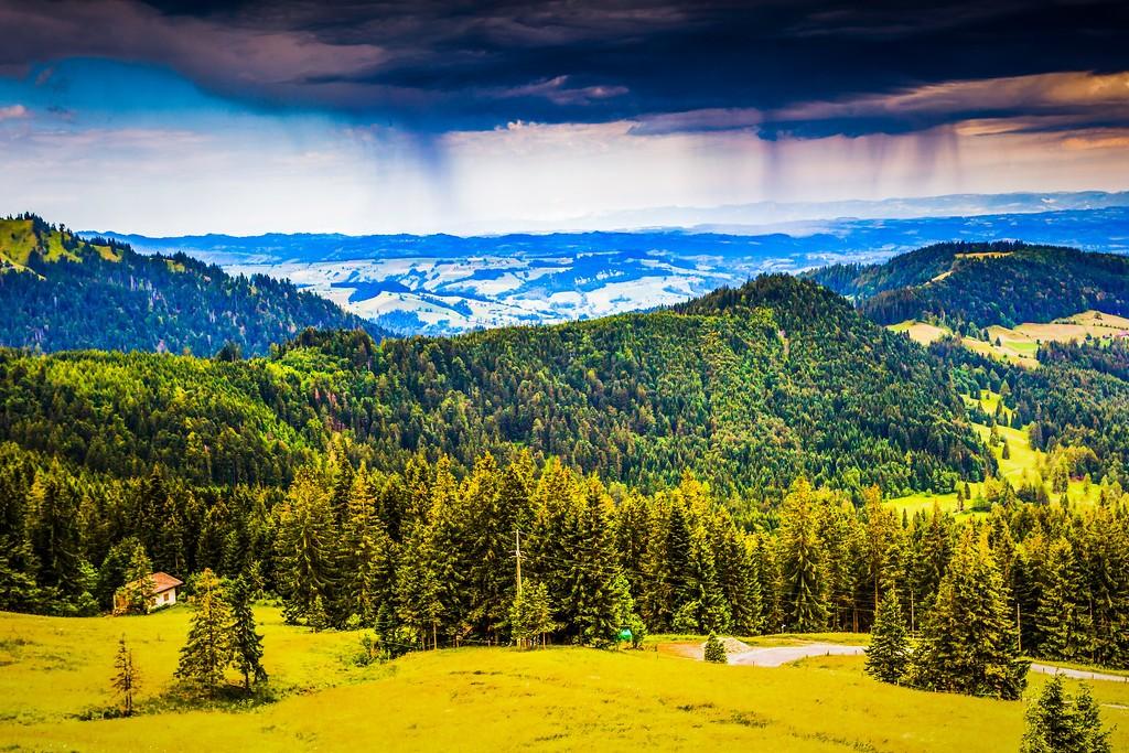 瑞士卢塞恩(Lucerne),山的这一边_图1-37