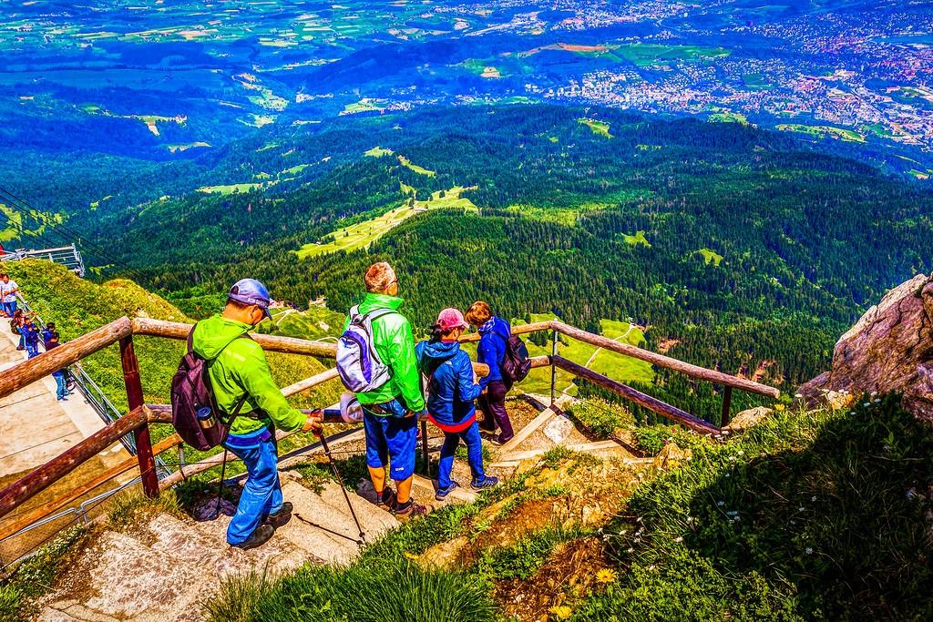 瑞士卢塞恩(Lucerne),山的这一边_图1-40