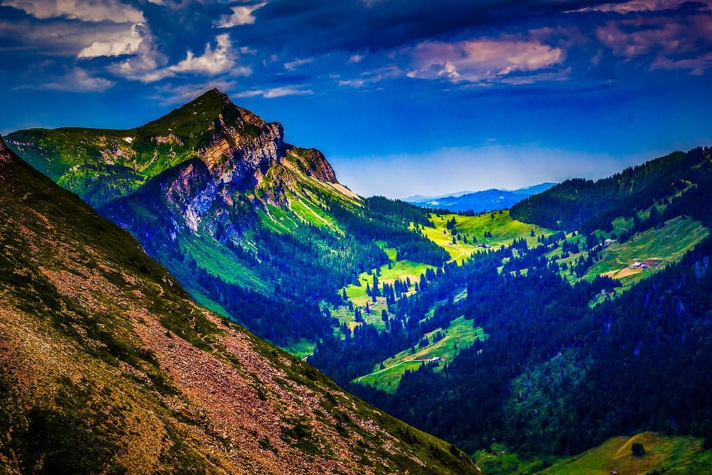 瑞士卢塞恩(Lucerne),山的这一边_图1-34