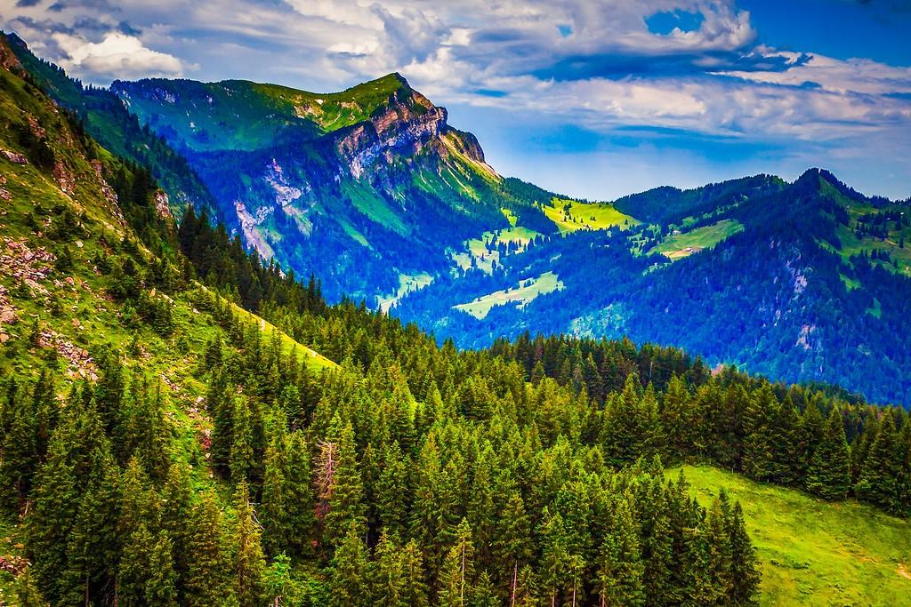 瑞士卢塞恩(Lucerne),山的这一边_图1-38