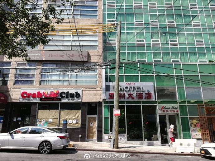 纽约法拉盛美食天堂在艰难中一点一点恢复_图1-16