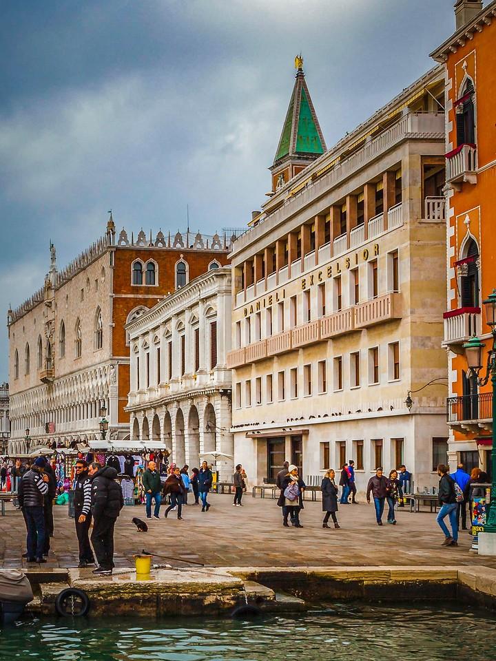 意大利威尼斯,城市万花筒_图1-7