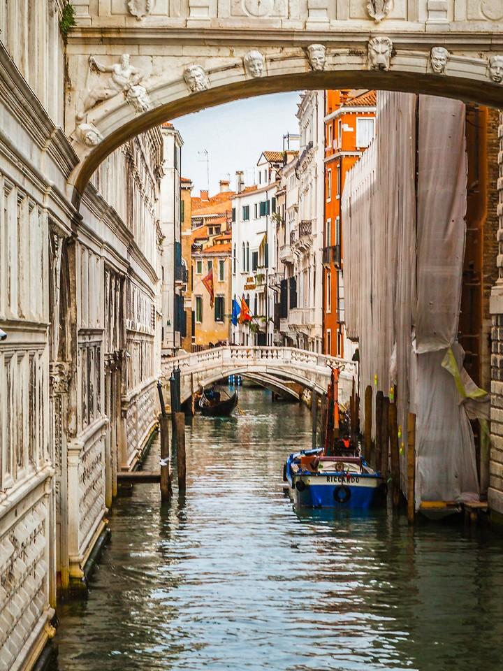 意大利威尼斯,城市万花筒_图1-3