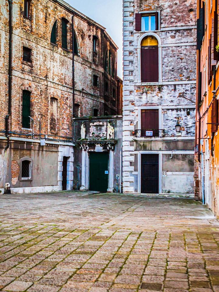 意大利威尼斯,城市万花筒_图1-10