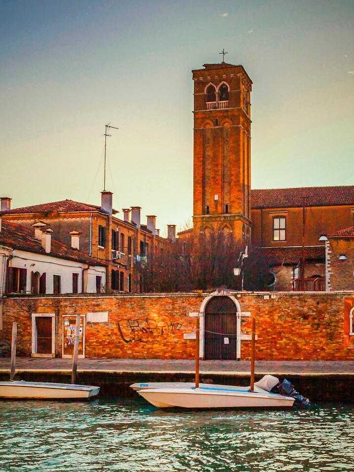 意大利威尼斯,城市万花筒_图1-5