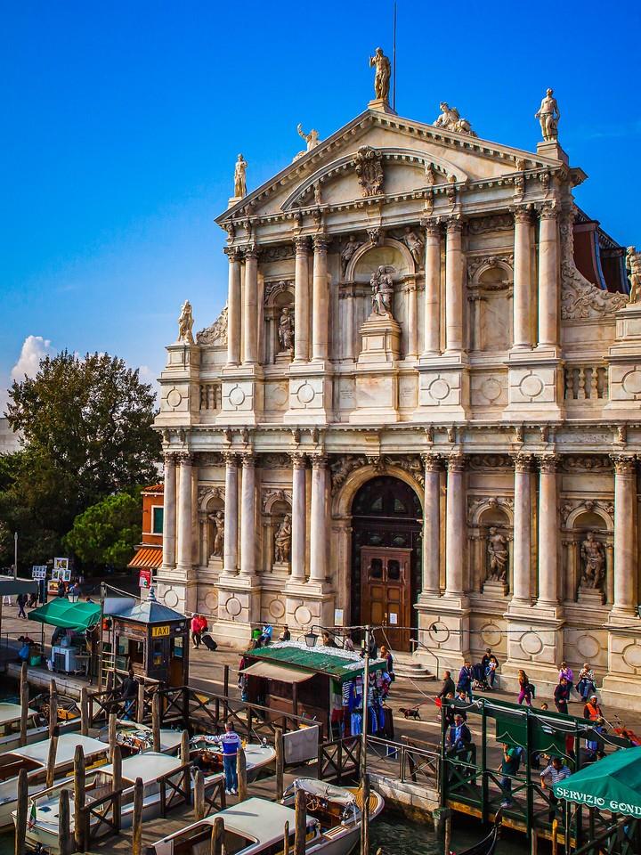 意大利威尼斯,城市万花筒_图1-15