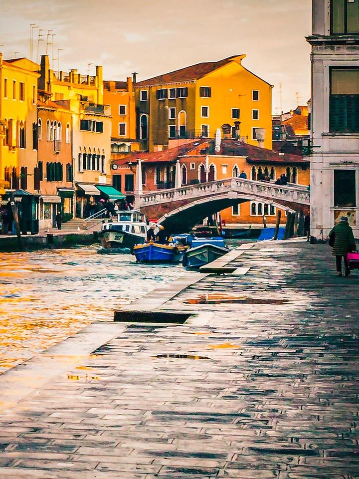 意大利威尼斯,城市万花筒_图1-18