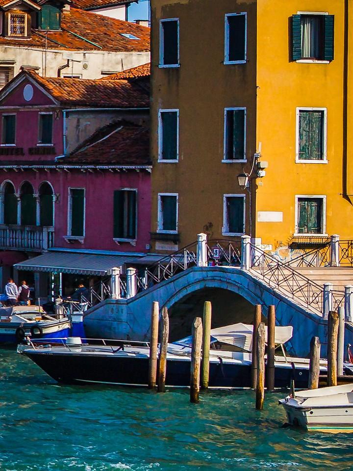 意大利威尼斯,城市万花筒_图1-24