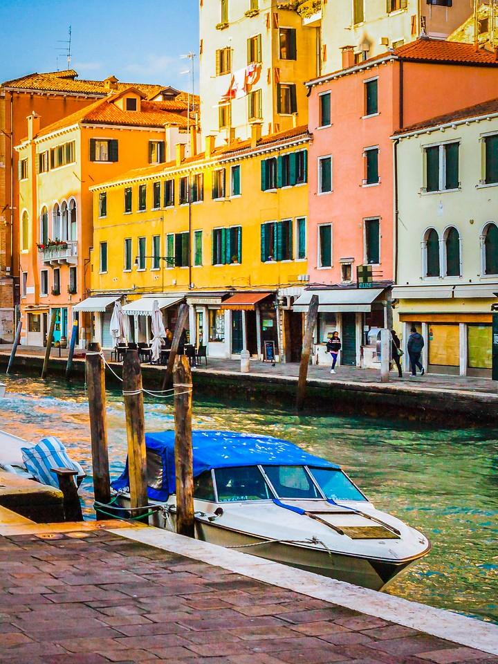 意大利威尼斯,城市万花筒_图1-20