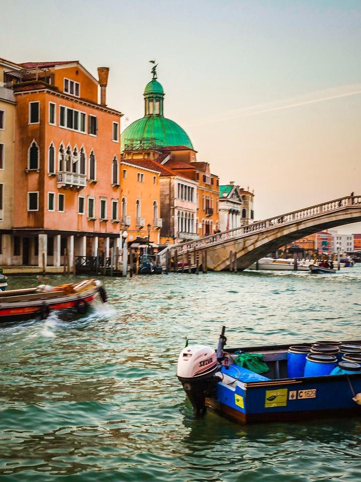 意大利威尼斯,城市万花筒_图1-21