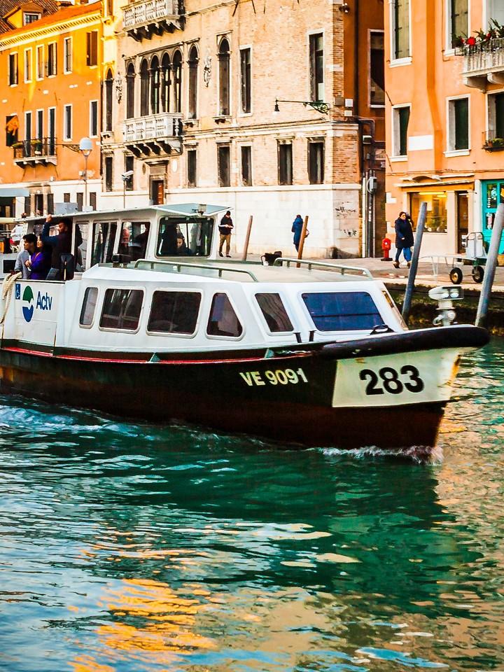 意大利威尼斯,城市万花筒_图1-25