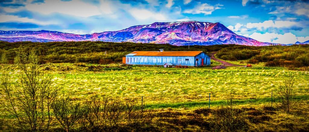 冰岛风采,温馨体验_图1-8