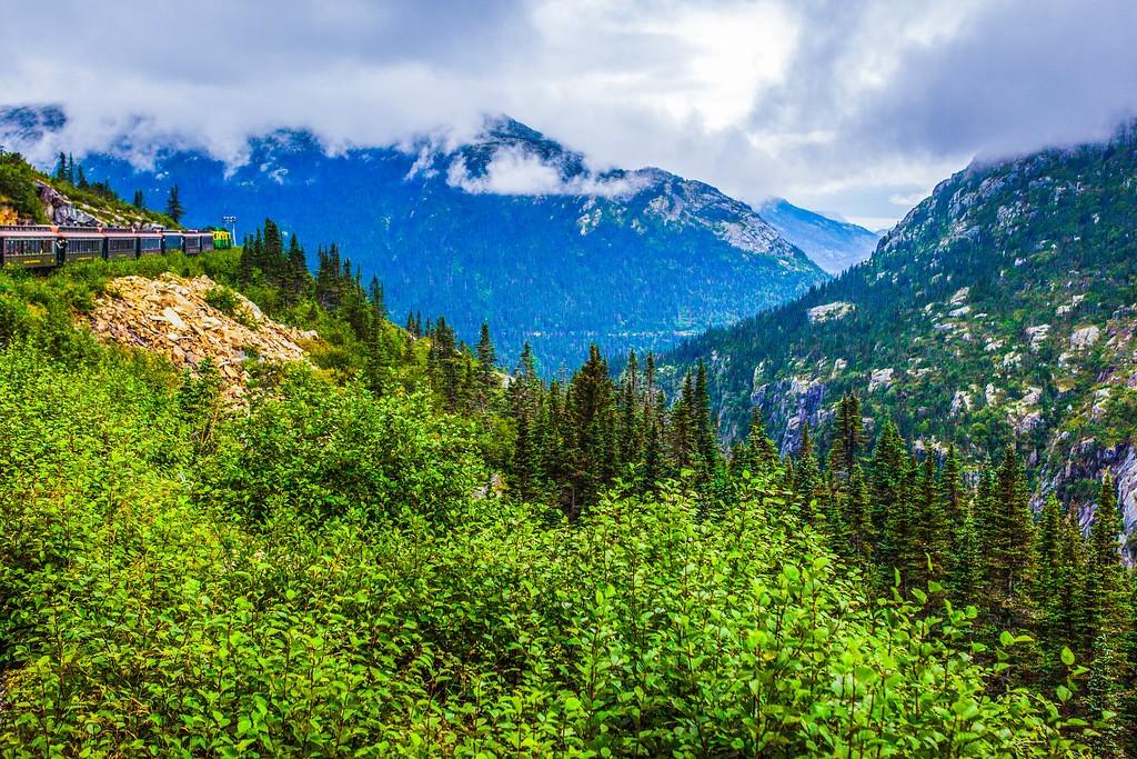 阿拉斯加归来,进山体验_图1-2