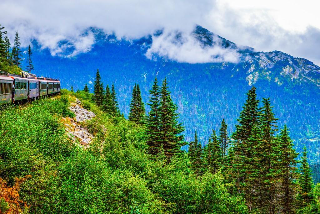 阿拉斯加归来,进山体验_图1-22